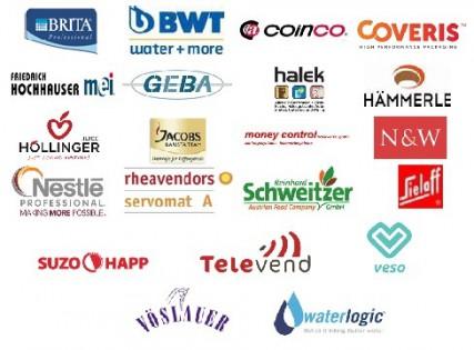 Logos gesammelt